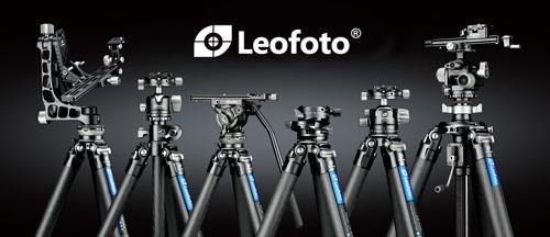 【NEW】話題の三脚『Leofoto』取り扱い始めました!