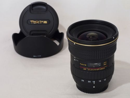 AT-X 124 PRO DXII ニコン用 【中古】(L:524)