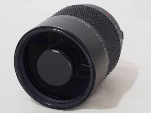 ズイコー 500mmF8 【中古】(L:193)