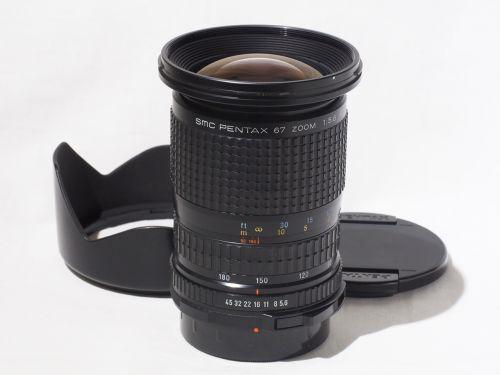 SMC PENTAX67 90-180mmF5.6 【中古】価格見直しました!
