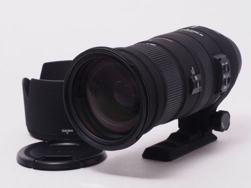 50-500mmF4.5-6.3 APO DG OS ソニー用 【中古】(L:560)