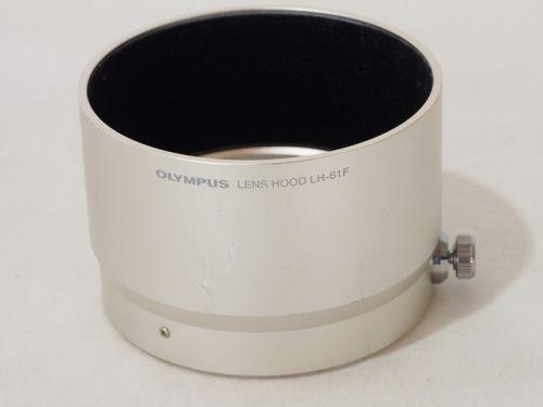 金属レンズフード LH-61F 【m.ZD75mmF1.8用】 【中古】