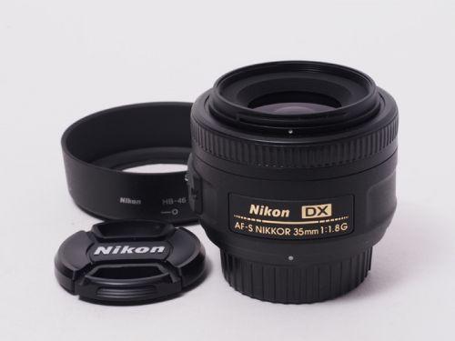 AF-S DX 35mmF1.8G 【中古】(L:178)