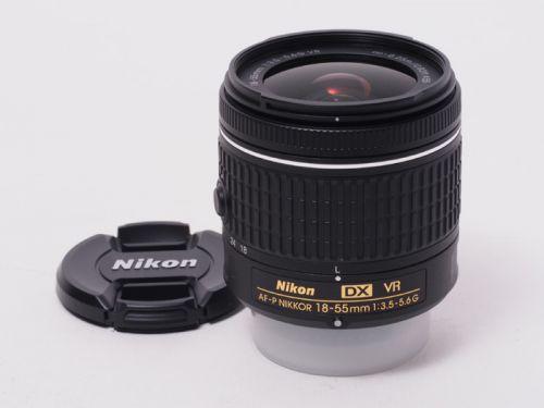 AF-P DX 18-55mm f/3.5-5.6G VR【中古】(L:685)