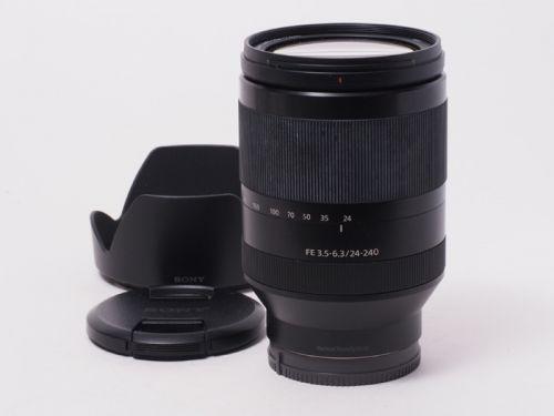 FE 24-240mmF3.5-6.3 OSS (SEL24240)【中古】(L:521)
