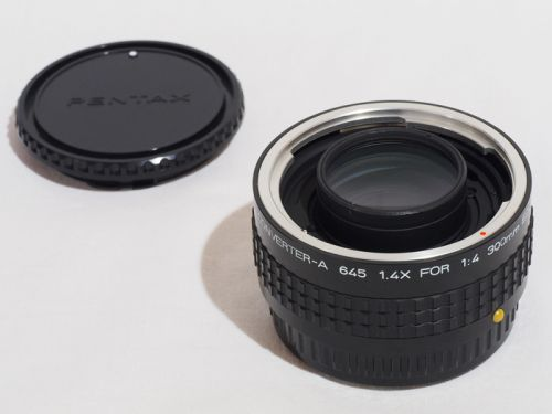 リアコンA645 1.4×(300mmF4用)ED(IF)【中古】
