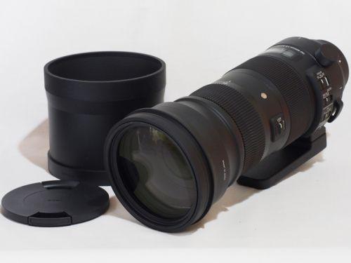 S 150-600mm F5-6.3 DG OS HSM キヤノン用 【中古】(L:577)