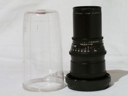 Sonnar C 250/5.6 ブラック 【中古】★価格見直しました!★