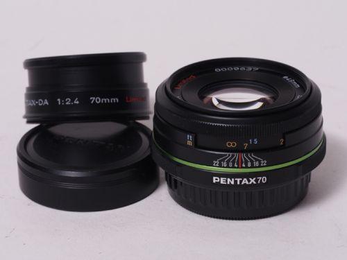DA70mmF2.4 Limited 【中古】(L:637)