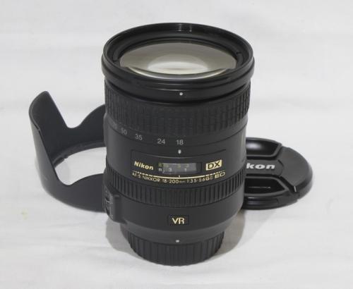AF-S DX18-200mm F3.5-5.6G ED VRII 【中古】(L:042)