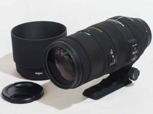 APO 120-400mmF4.5-5.6DG OS HSM キヤノン用【中古】