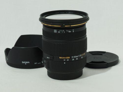 17-50mmF2.8EX DC HSM ソニー用 【中古】(L:466)