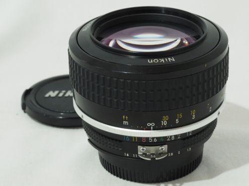 Ai Noct Nikkor 58mmF1.2 【中古】