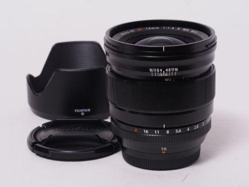 XF 16mmF1.4R WR 【 中古】(L:551)