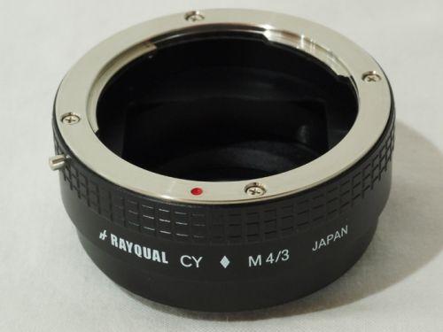 マウントアダプター CY-M4/3 【中古】