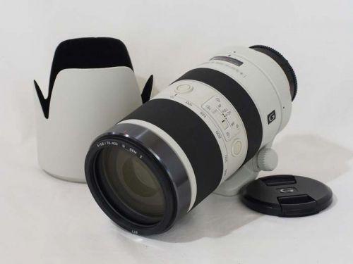 70-400mm F4-5.6G2 SSM [SAL70400G2]【中古】(L:133)