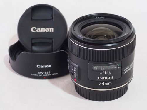 EF24mm F2.8 IS USM【中古】(L:577)