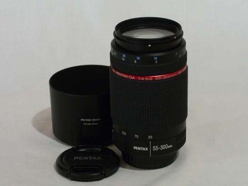 HD DA 55-300mmF4-5.8ED WR 【中古】(L:405)