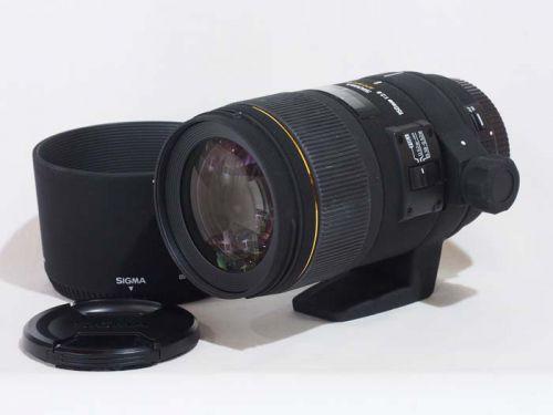 150mmF2.8 APO マクロ DG HSM キヤノン用 【中古】(L:644)