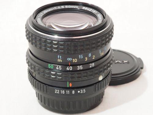 SMCP-M 28-50mmF3.5-4.5 【中古】
