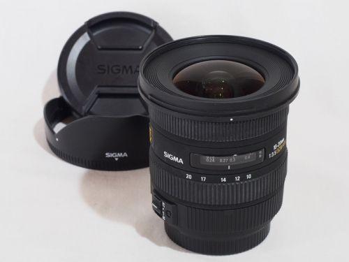 10-20mm F3.5EX DC HSM ソニー用【中古】(L:875)