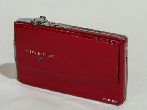 FinePix Z900EXR レッド【中古】(B:132)