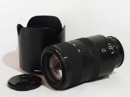 70-300mmF4.5-5.6G SSM [SAL70300G]【中古】(L:860)