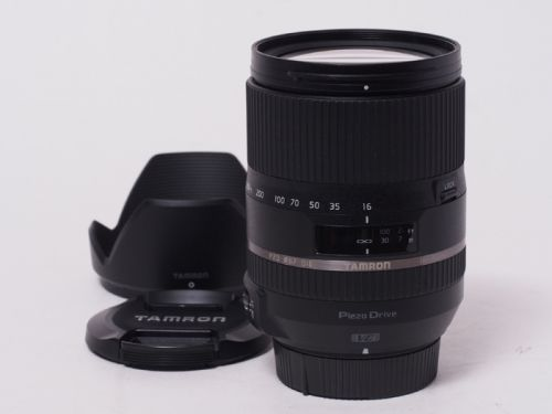 16-300/3.5-6.3 DiII VC PZD  ニコン用【中古】(L:328)