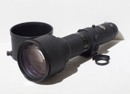 Ai-S 600mmF5.6 ED 【中古】(L:209)