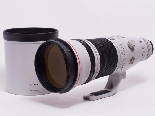 EF 500mmF4L IS II USM 【中古】(L:065)