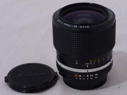 シリーズE 36-72mmF3.5 【中古】