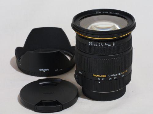 17-50mmF2.8 EX DC HSM ペンタックス用 【中古】(L:009)