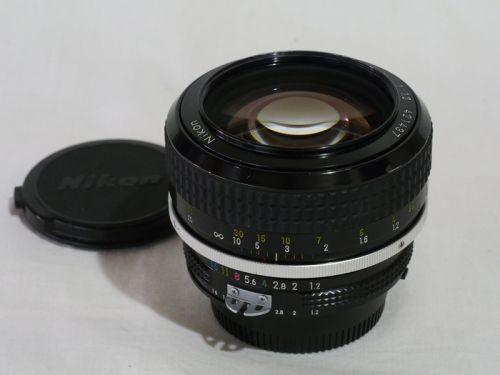 Ai 55mmF1.2 【中古】(L:437)