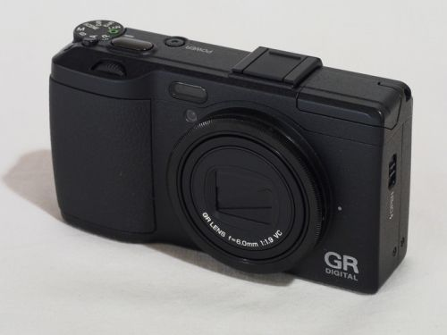 GR デジタルIV 【中古】(B:979)