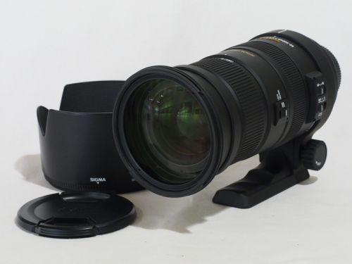 50-500mmF4.5-6.3 APO DG OS ニコン用 【中古】(L:564)