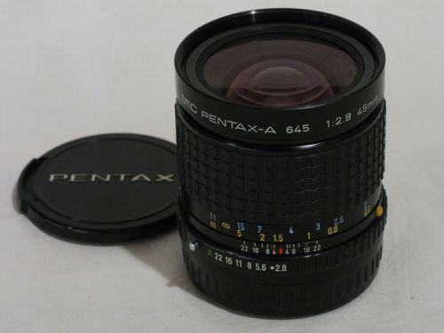 A645 45mmF2.8【中古】(L:065)