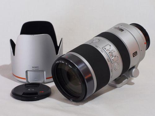 70-400mm F4-5.6 G SSM (SAL70400G)【中古】(L:610)