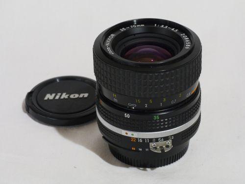 Ai-S 35-70mmF3.3-4.5 【中古】(L:586)
