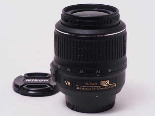 AF-S DX VR 18-55mm f/3.5-5.6G 【中古】(L:466)