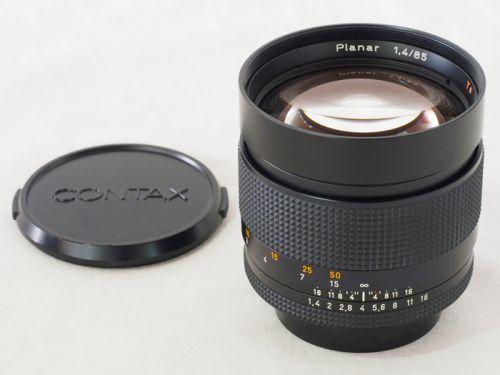 Planar 85mm F1.4AE(G) 【中古】(L:014)