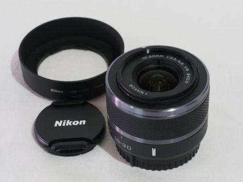 1ニッコール VR 10-30mmF3.5-5.6 ブラック 【中古】(L:497)