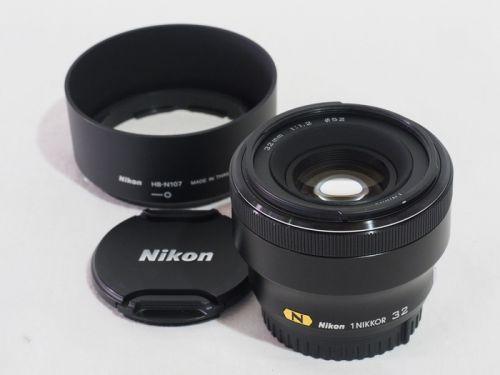 1NIKKOR 32mm f/1.2 【中古】(L:472)