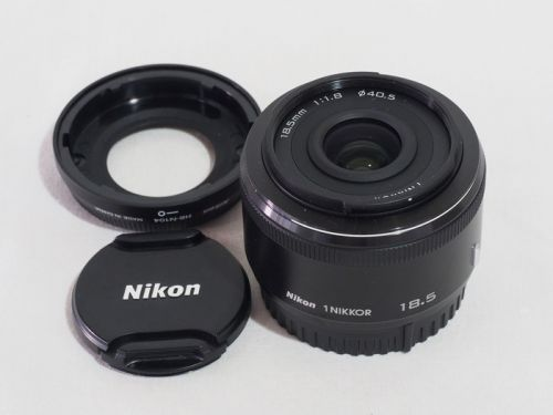 1NIKKOR 18.5mm f/1.8 ブラック 【中古】(L:069)