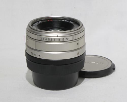 G用 BiogonT* 28mmF2.8 【中古】★価格見直しました!★