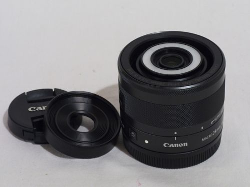 EF-M 28/3.5 マクロ IS STM 【中古】(L:364)