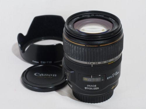 EF-S 17-85mmF4-5.6 IS【中古】(L:696)
