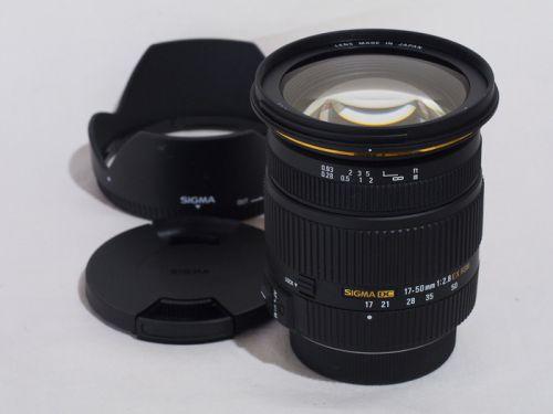 17-50mmF2.8 EX DC HSM ペンタックス用 【中古】(L:095)