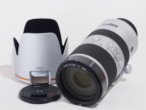 70-400mm F4-5.6 G SSM (SAL70400G)【中古】(L:325)