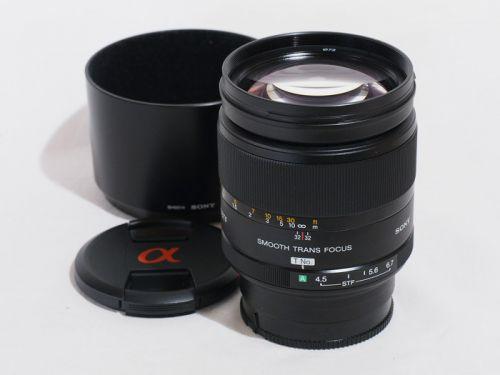 135mm F2.8 [T4.5] STF [SAL135F28] 【中古】(L:681)
