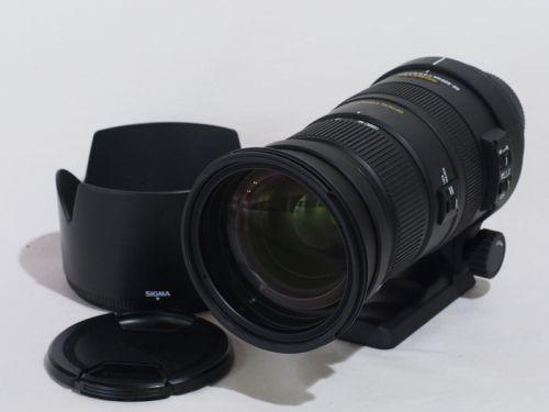 50-500mmF4.5-6.3 APO DG OS ニコン用 【中古】(L:443)